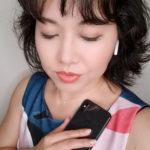 熟女とガジェット Apple AirPods