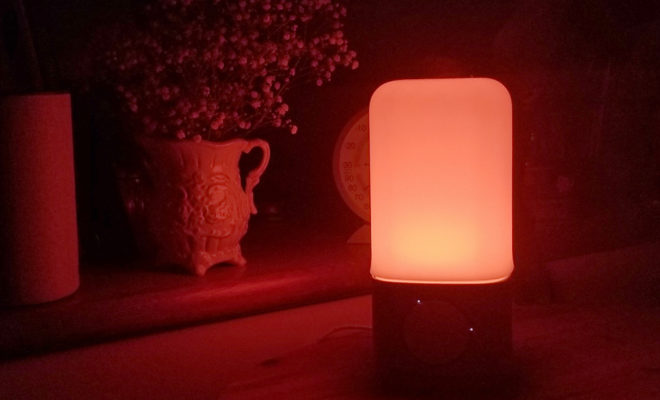 Smart Sleep Light