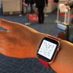 Apple WatchのWallet