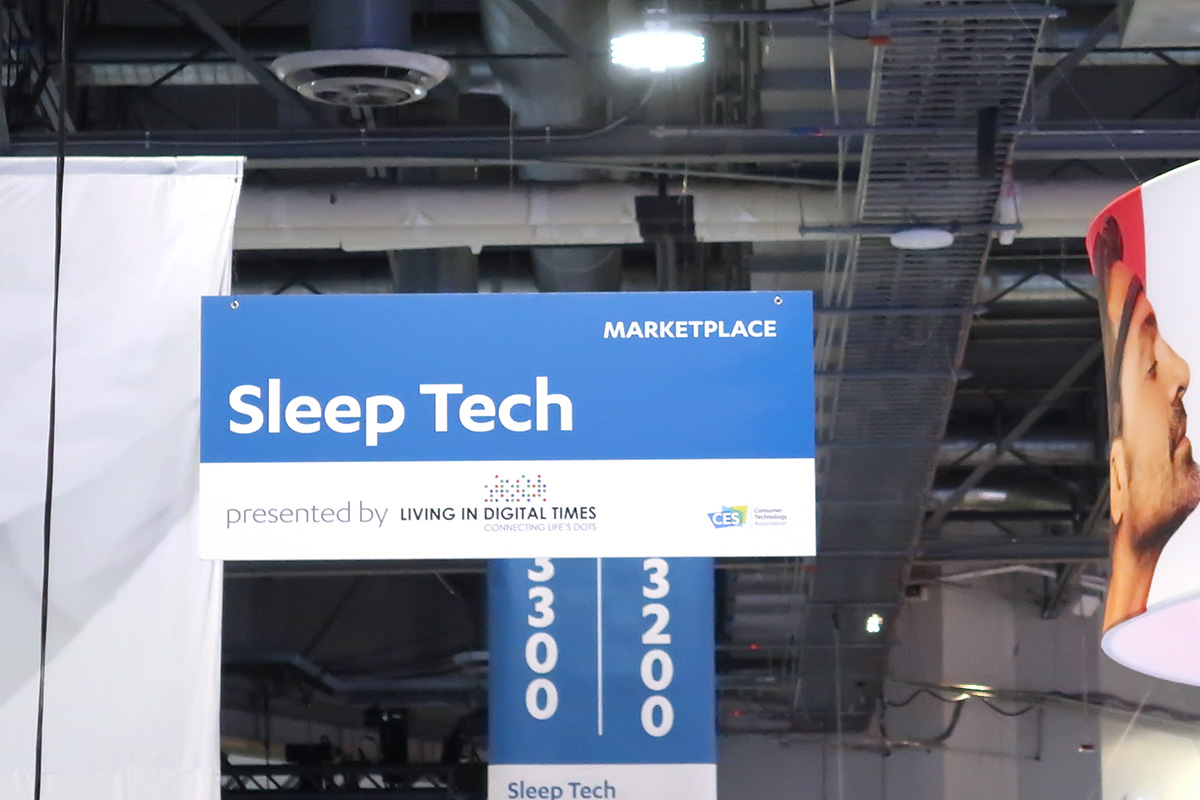 Sleep Techゾーン