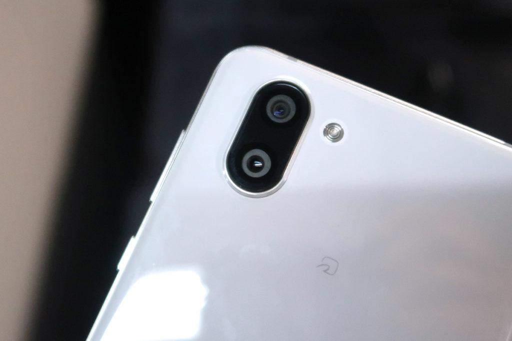 AQUOS R3のカメラ