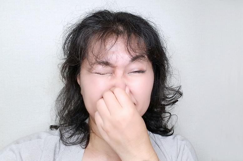 女性の加齢臭対策