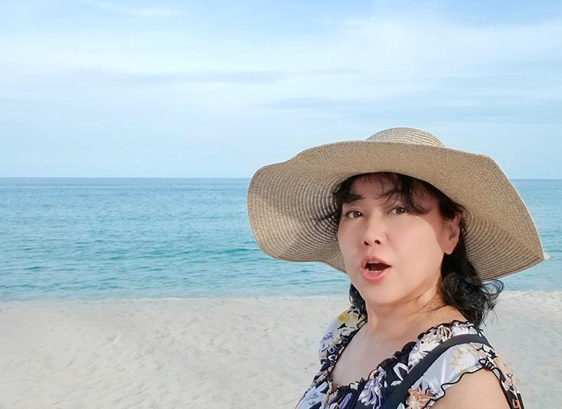 チャウエンビーチと私