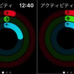 Apple Watchのムーブリング