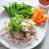 おうちで簡単カオマンガイ!KALDIの「海南鶏飯」を食べてみた